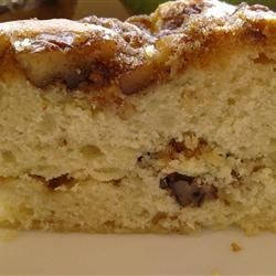 Sour Cream Coffee Cake IV Recipe
