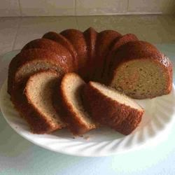 Applesauce Cake VI Recipe