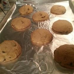 Crystal's Chocolate Chip Pumpkin Cookies Recipe