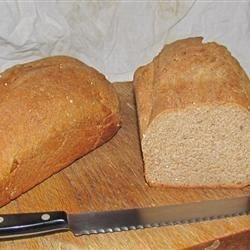 100 Percent Whole Wheat Bread Recipe