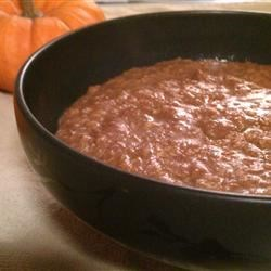 Photo of Pumpkin Spice Oatmeal by sgonzalez