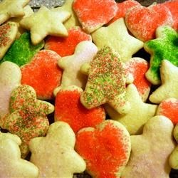 Photo of Grandma Abbey's Christmas Cookies by KelliCooks