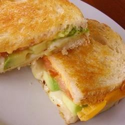 Grown Up Grilled Cheese Sandwich Recipe