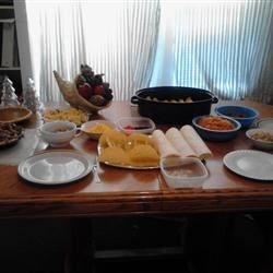 Thanksgiving Tex Mex