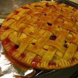 Apple Cranberry Pie |