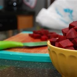 Fresh Beet Salad Recipe