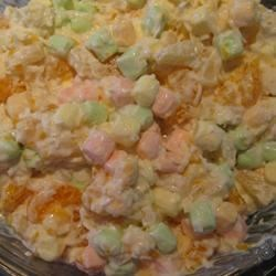 Image of Ambrosia Salad, AllRecipes