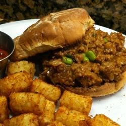 Chef John's Turkey Sloppy Joes Recipe