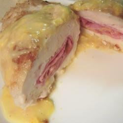 Weeknight Chicken Cordon Bleu Recipe