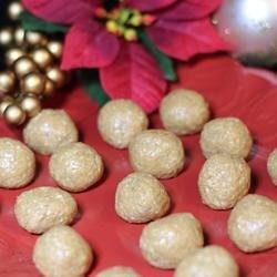 Sheridan's Peanut Butter Balls Recipe