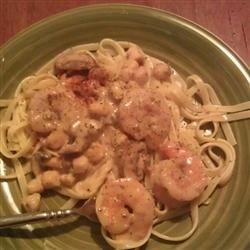 Creamy Shrimp and Scallop Shells Recipe