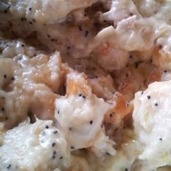 Ladybug's Poppy Seed Chicken Casserole  Recipe
