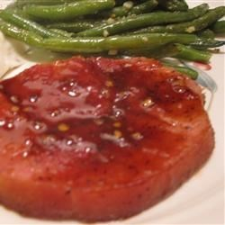 Awesome Ham Glaze and Marinade Recipe