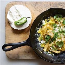 Traditional Chilaquiles