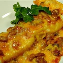 Four Seasons Enchiladas Recipe