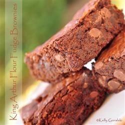 King Arthur Flour Fudge Brownies