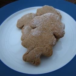 Basic Gingersnap Cookies Recipe