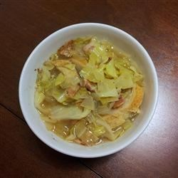 Cabbage Apple Soup Recipe