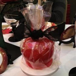 Candied Apples I Recipe