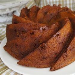 Caramel Nougat Cake V Recipe