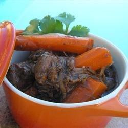 Hearty Slow Cooked Beef Stew Recipe