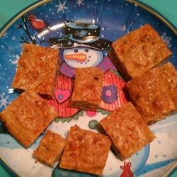 Buried Treasure Date Bars Recipe