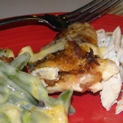 Green Bean Cheddar Chicken Recipe