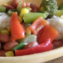 Mixed Vegetable Salad II Recipe