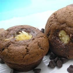 Chocolate Filled Muffins Recipe