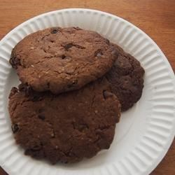 Winter Energy Cookies Recipe