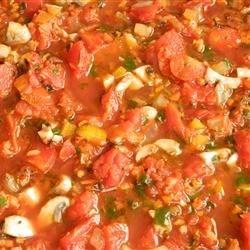 Marinara Sauce III Recipe