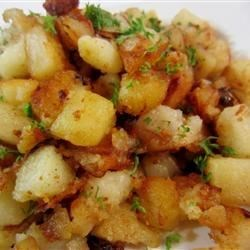 Butter Fried Potatoes Recipe