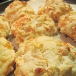 E-Z Drop Biscuits Recipe