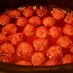 Photo of Easy Sweet and Spicy Meatballs by Jeniflower