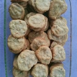 Beer Nut Cookies Recipe
