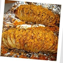 Crispy Baked Potato Fans By: Cooks Country