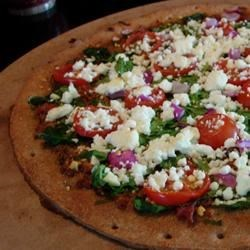 Pizza Without the Red Sauce Recipe