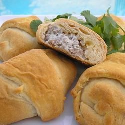 Kat's Sausage Turnovers Recipe