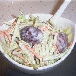 Photo of Blue Cheese Coleslaw by Inspired by Home Cooks
