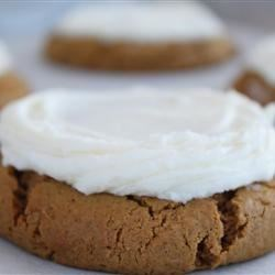 Gingerbread Cookie Frosting |