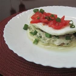 Easy Egg White Omelet Recipe