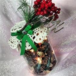 Mason Jar Projects: Twinkle Potpourri Jars