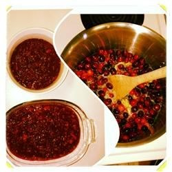 Cranberry Sauce Extraordinaire Recipe