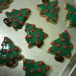My little Christmas trees :)