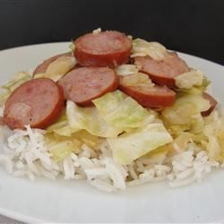 Photo of Cabbage and Kielbasa by CARAMIA