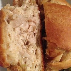 Chicken Wellington Casserole Recipe