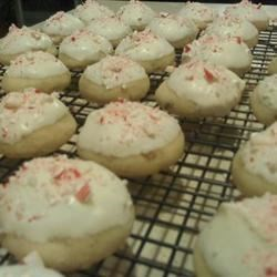 Photo of Candy Cane Snowball Cookies by Lkauff