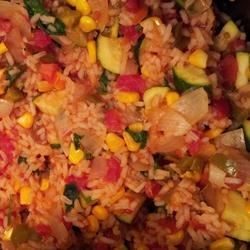 Better Spanish Rice Recipe
