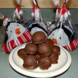 Easy Chocolate Chip Cookie Dough Truffles Recipe
