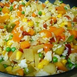 Quick Fried Rice Recipe